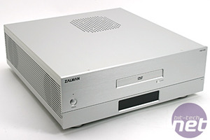 Zalman HD135 HTPC Enclosure Introduction
