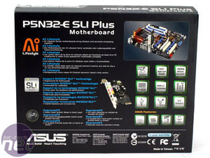 Asus P5N32-E SLI Plus Introduction