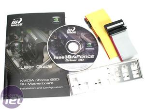 Inno3D nForce 680i SLI Inno3D's nForce 680i SLI