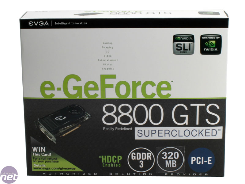 Evga E-geforce 8800 Gts Driver Download