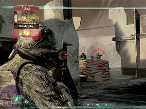Ghost Recon: Advanced Warfighter 2 Don't be scared of ghosts