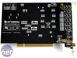 HT Omega Claro soundcard Hardware