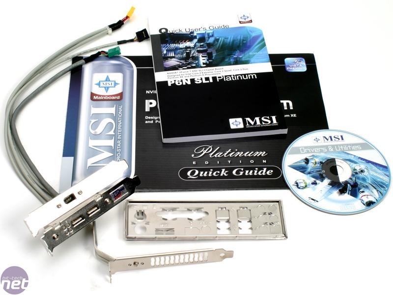 MSI P6N SLI Platinum | bit-tech net