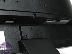 Samsung SyncMaster 226BW Design
