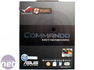 Asus Commando