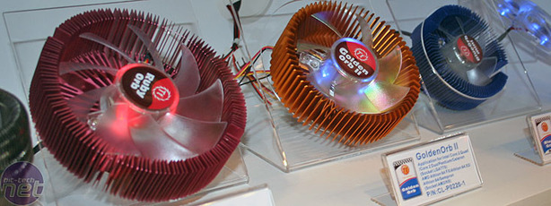 CeBIT 2007: bit-tech Hardware Roundup Eyes and Orbs