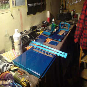 CM Stacker Mod by Ediejo and Snakez Stripping & Painting