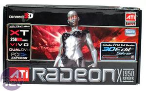 Connect3D Radeon X1950 XT 256MB