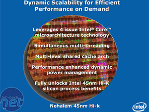 Intel Penryn, Nehalem and the Future Intel Nehalem