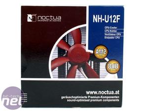 LGA775 Heatsink Group Test Noctua NH-U12F