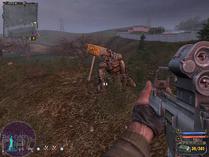 S.T.A.L.K.E.R.: Shadow of Chernobyl Settings