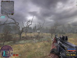 S.T.A.L.K.E.R.: Shadow of Chernobyl In The Zone