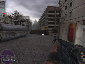 S.T.A.L.K.E.R.: Shadow of Chernobyl Graphics
