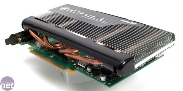 Inno3D GeForce 7950 GT iChiLL G5G3C Introduction