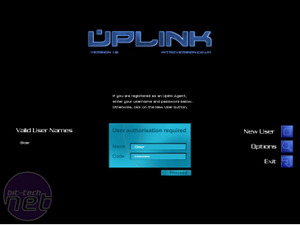 Linux has game Introduction and Uplink
