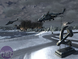 World in Conflict preview Graphics
