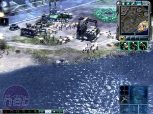Command & Conquer 3 Tiberium Wars Nice to C&C you