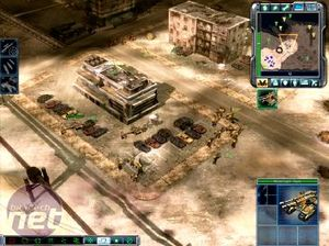 Command & Conquer 3 Tiberium Wars To C&C you nice