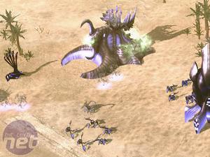 Command & Conquer 3 Tiberium Wars Shadow Detail
