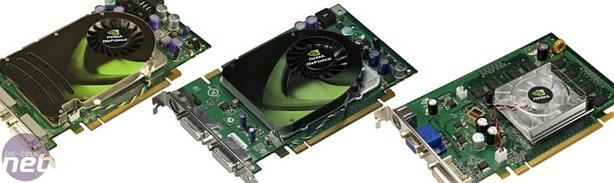 Nvidia GeForce 8600 GTS Introduction
