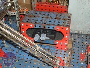 Project Log Update 10 Erector Set WaterPlant