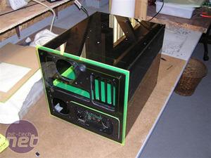 Project Log Update 10 Secret of the Ooze