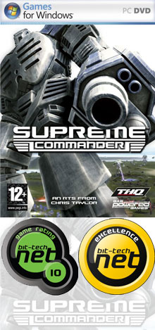 Win our Supreme Commander mod! Competition