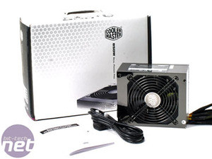 700W to 850W PSU Group Test Cooler Master Real Power Pro 850W