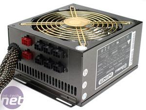700W to 850W PSU Group Test Enermax Infiniti 720W