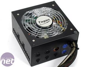 700W to 850W PSU Group Test Tagan Easycon XL 700W