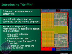 AMD Mobile Platform: Griffin and Puma AMD Griffin