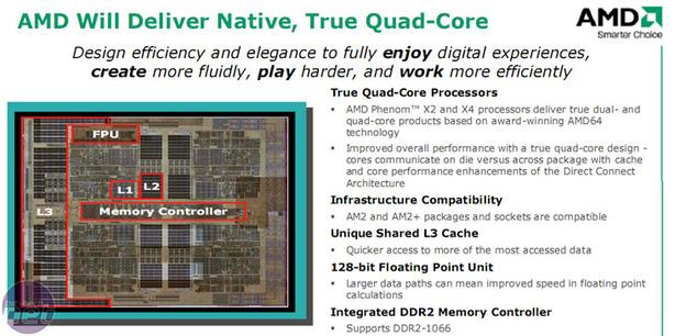 AMD Phenom and Quad Core Opteron More Cache Please