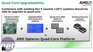 AMD Phenom and Quad Core Opteron AMD Phenom
