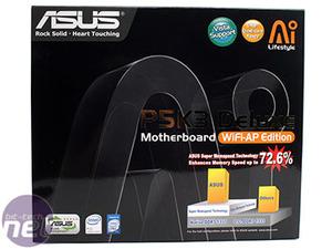 Asus P5K3 Deluxe WiFi AP with DDR3 Asus P5K3 Deluxe WiFi AP
