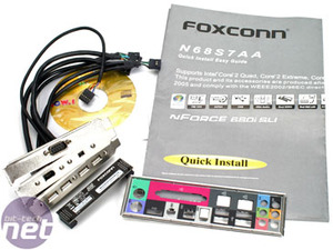 Foxconn N68S7AA nForce 680i SLI Introduction
