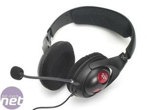 Gaming Headset Head to Head Creative Fatal1ty Headset