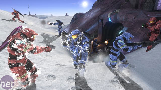 Halo 3 Multiplayer Beta Impressions It's here