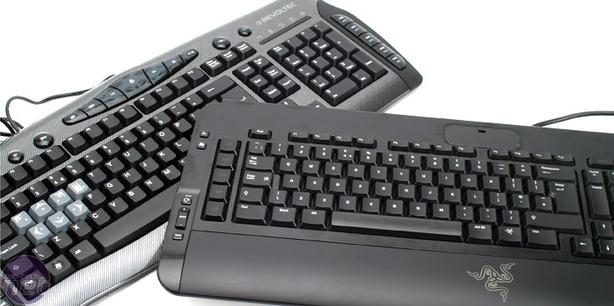 Gaming keyboard head-to-head Razer Tarantula - 2