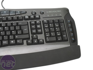 Gaming keyboard head-to-head Revoltec Fightboard - 2