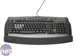 Gaming keyboard head-to-head Revoltec Fightboard