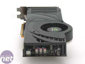 Nvidia GeForce 8800 Ultra Test Setup
