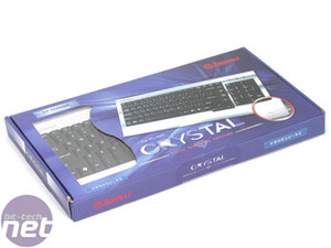 Keyboard head-to-head The Enermax Crystal