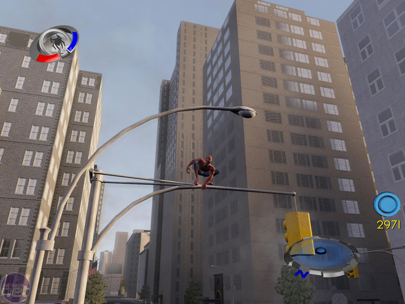 spiderman 3 game pc. the game#39;s controls via