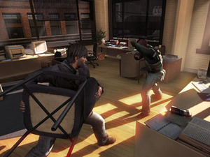 Ubidays 2007 Tom Clancy's Splinter Cell: Conviction