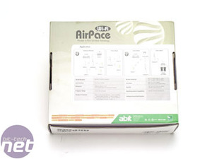 Abit Airpace WiFi PCI-E card