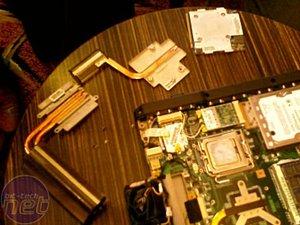 Computex 2007: Pre Show Tour Asus - DIY Notebook