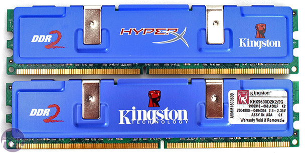 Kingston HyperX KHX9600D2K2/2G Kingston HyperX PC2-9600 KHX9600D2K2/2G
