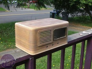 Mod of the Month - June 2007 Tube Radio PC