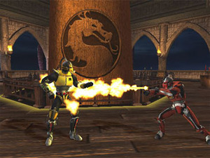 Mortal Kombat: Armageddon on the Wii Mortal Kombat: Armageddon