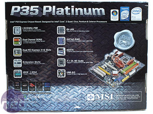 MSI P35 Platinum Introduction